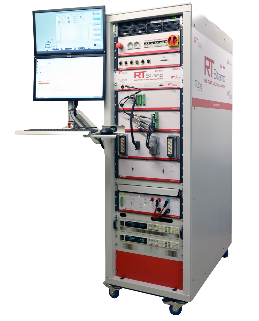 LV 124 Automated Testing System - LV 124 Automated System for Automotive